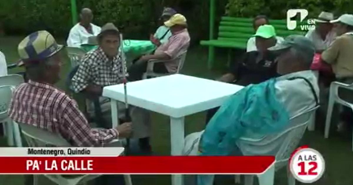 Hogar de paso en Quindío cerró por falta de recursos; abuelitos quedaron en la calle