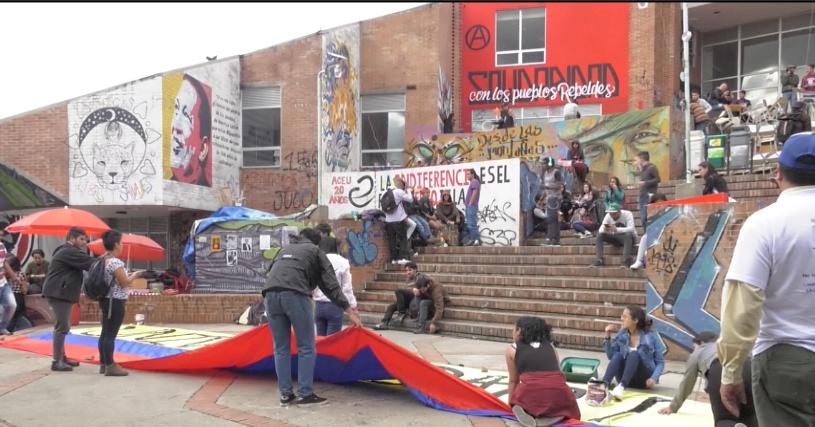 Estudiantes universitarios marcharán mañana en todo el país
