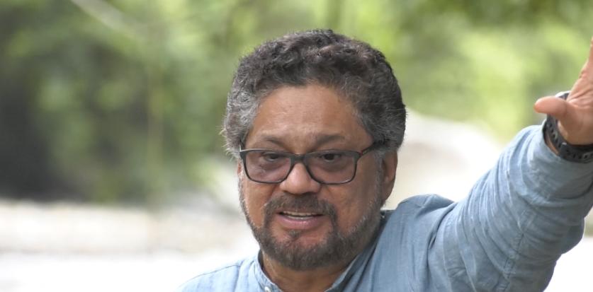 'Fue un grave error haber entregado las armas': Iván Márquez