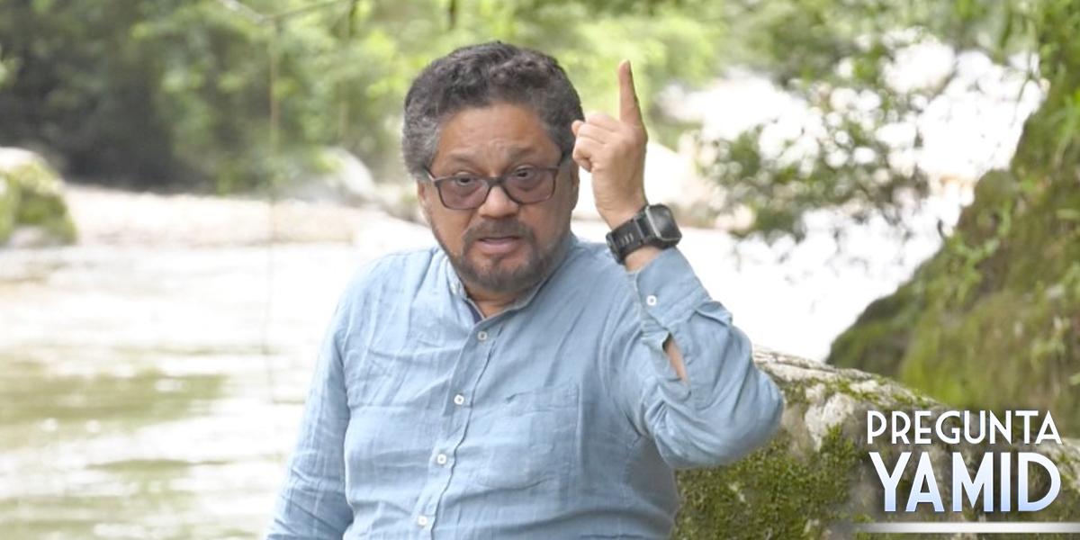 Si Santos no toma el timón del proceso de paz, puede ser un proceso fallido: Iván Márquez