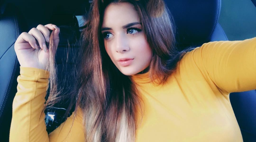 Rafaella, la hija de Marbelle, cambió su 'look' y así reaccionaron sus seguidores