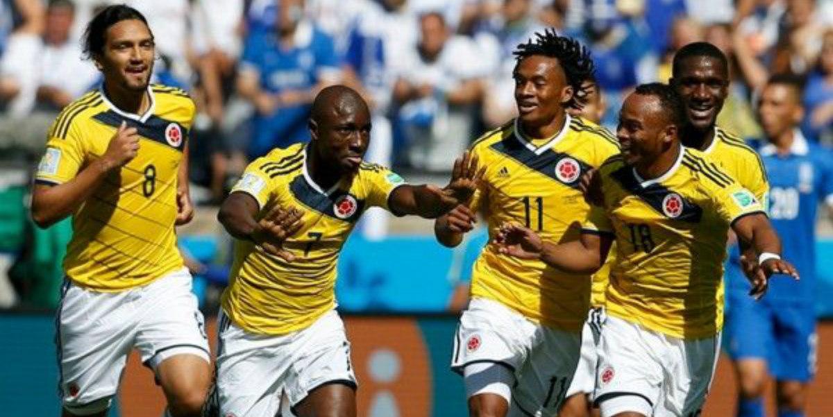 Jugadores colombianos que no podrán estar de nuevo en el Mundial