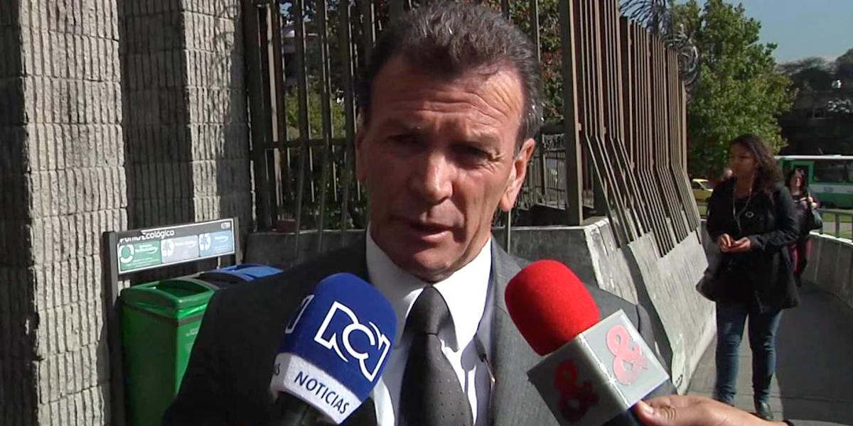 Defensa de Carlos Palacino descarta negociación con la Fiscalía