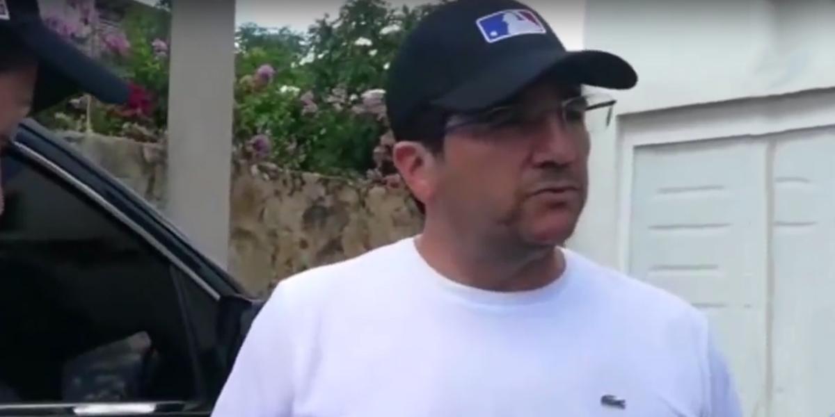 La JEP otorga libertad al excongresista David Char