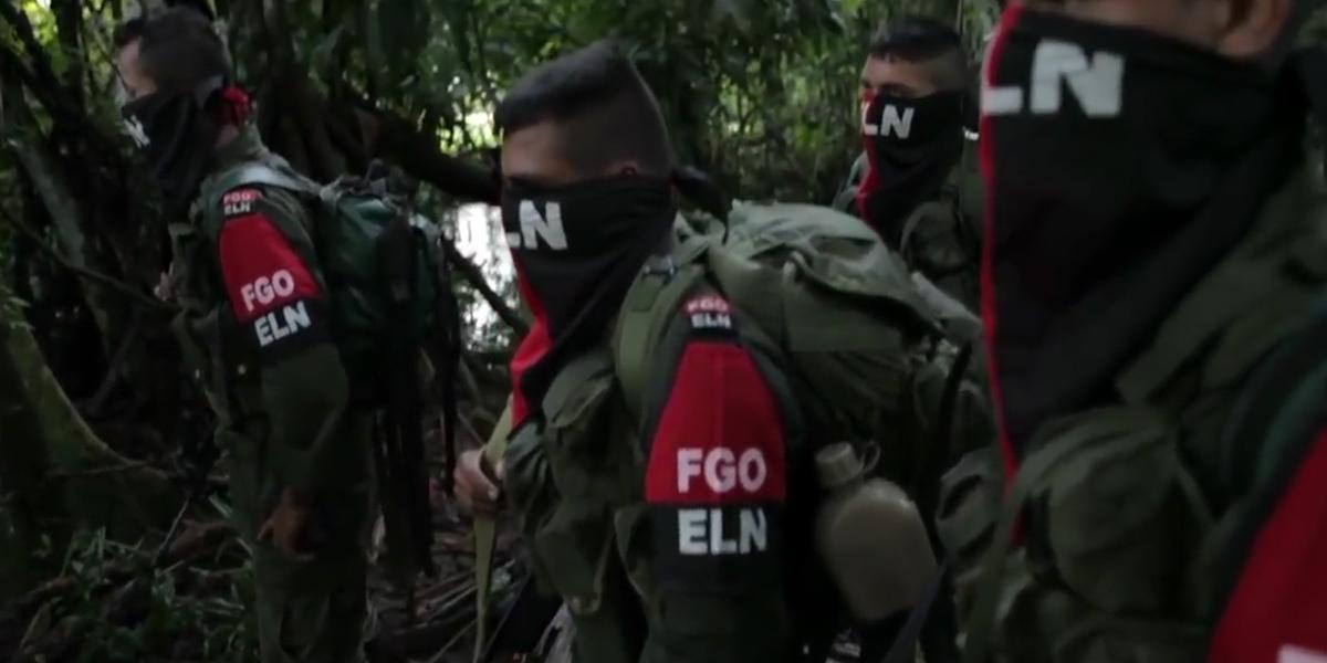 El ELN se atribuye el secuestro de ingeniero y gerente en Arauca