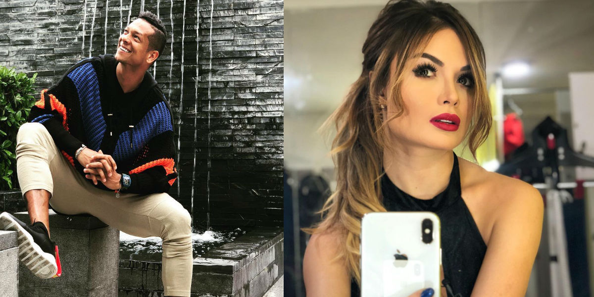 Fredy Guarín, por fin, confirma lo enamorado que está de Sara Uribe