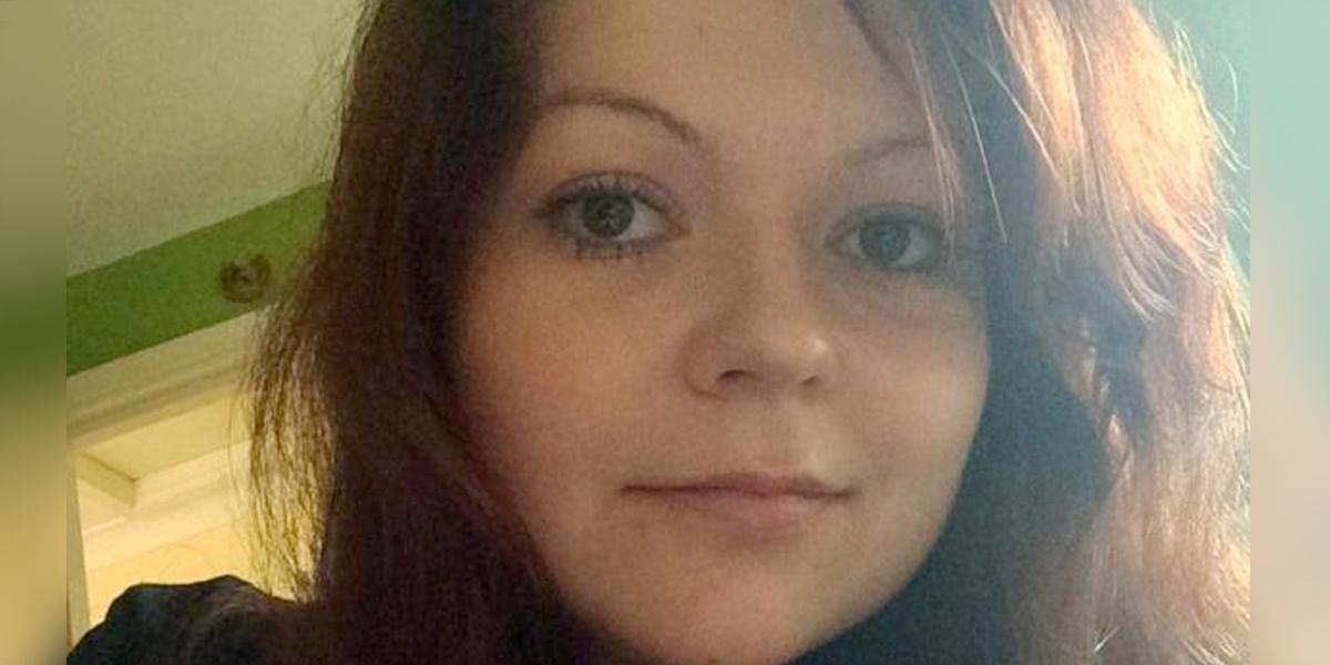 Julia Skripal, hija del exespía doble, es dada de alta en Salisbury