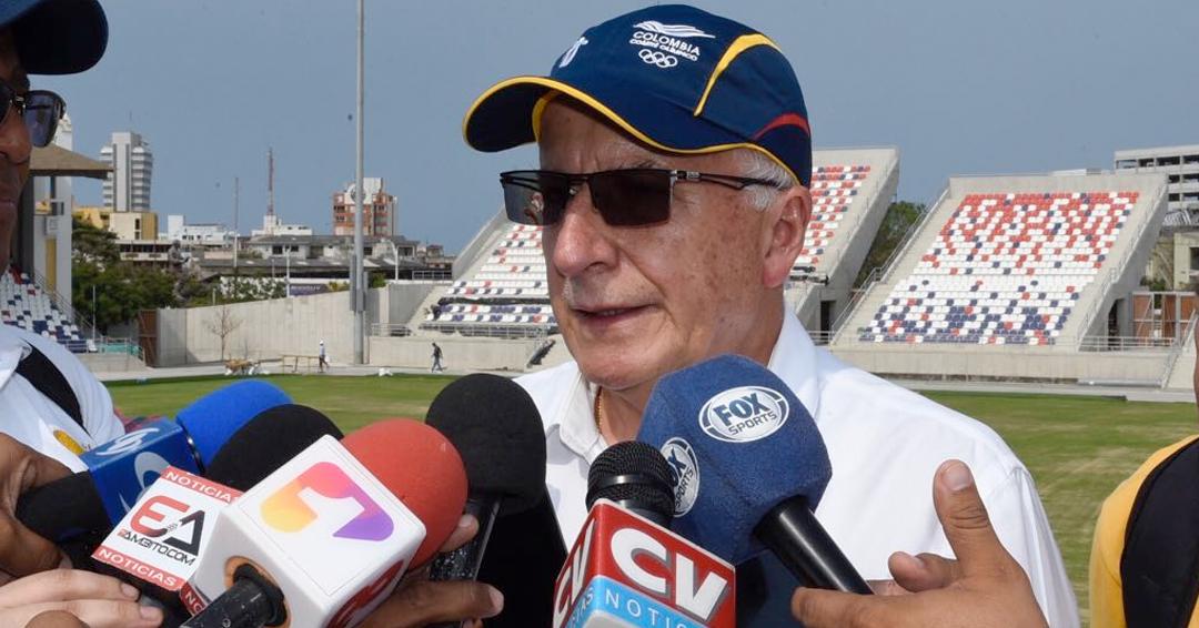 A 100 días de los Centroamericanos, directivos del Comité Olímpico Colombiano visitaron los escenarios deportivos