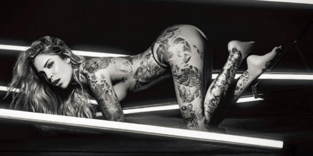 El sensual detrás de cámaras de las fotos de Valentina Lizcano