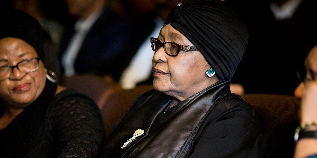Winnie Madikizela