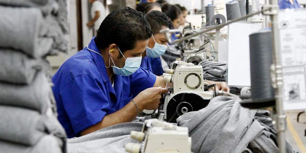 Producción industrial y ventas minoristas aumentan por segundo mes consecutivo