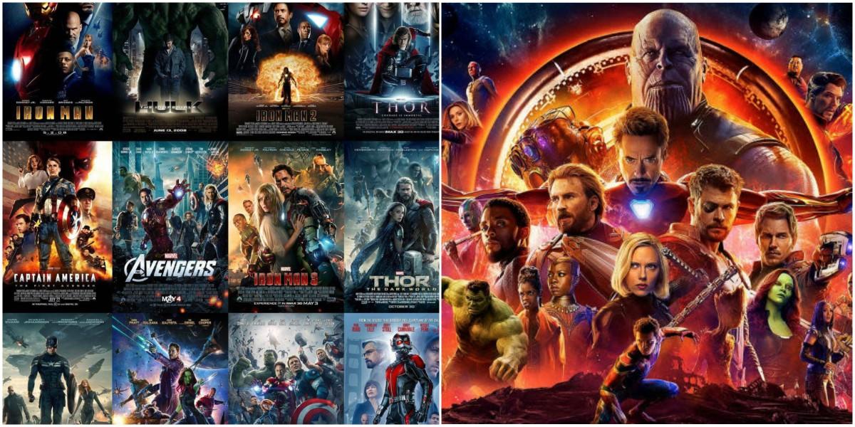 Las películas que deberías ver para entender 'Avengers: Infinity War'
