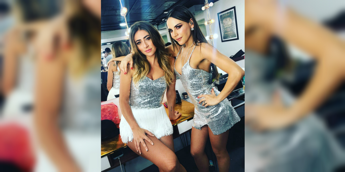 Carolina Gaitán se desnudó en revista para hombres