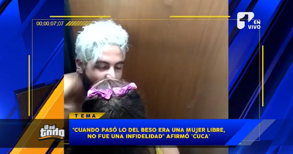 ¡Qué enredo! Jona Camacho niega haber sido novio de Cuca, mientras ella le pide tiempo a Marlon