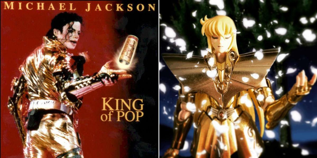 ¿Michael Jackson se inspiró en un anime japonés?