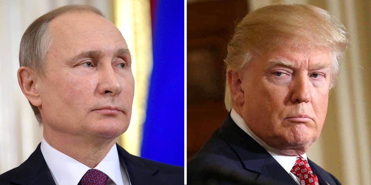 Trump habla con Putin de Venezuela y pide permitir una 'transición pacífica'