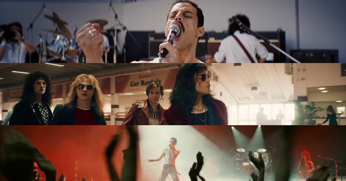 Se estrena tráiler de 'Bohemian Rhapsody', película sobre Queen