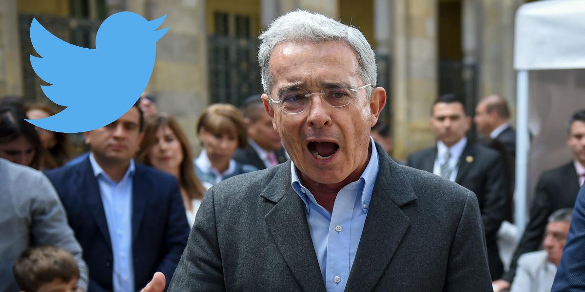 La tuitera que es investigada por la Fiscalía tras promover dispararle a Álvaro Uribe