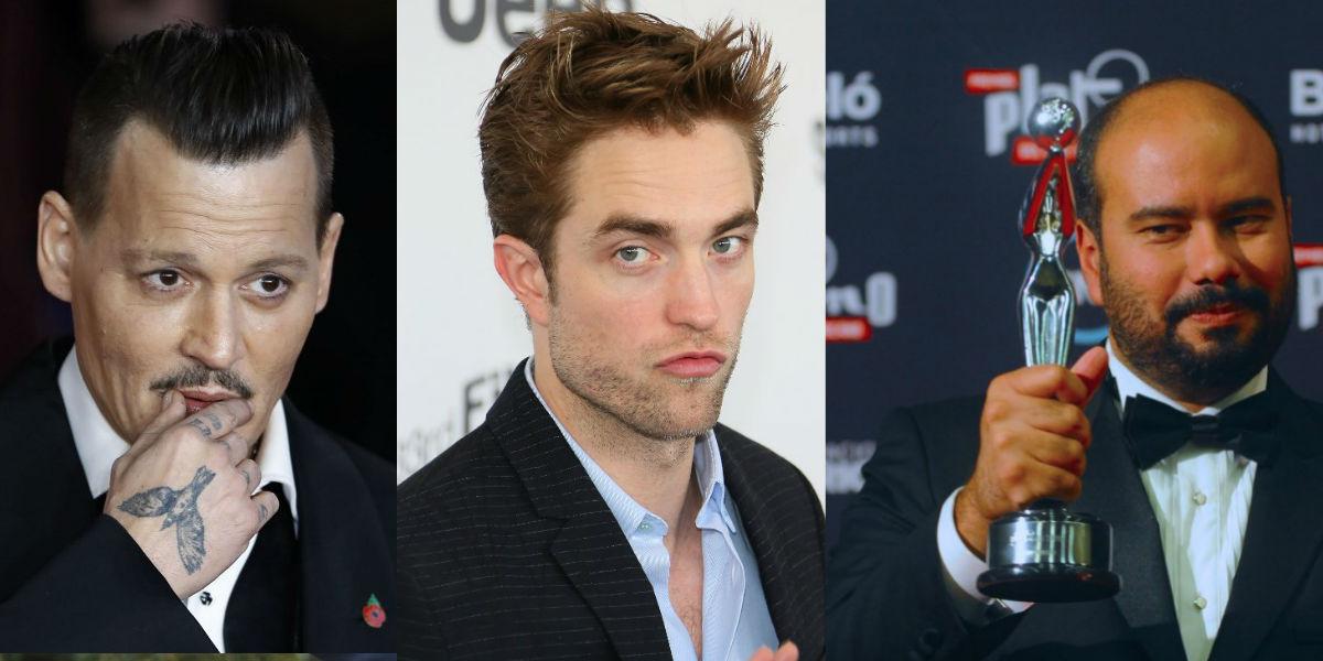 Johnny Depp y Robert Pattinson trabajarán con el director colombiano Ciro Guerra