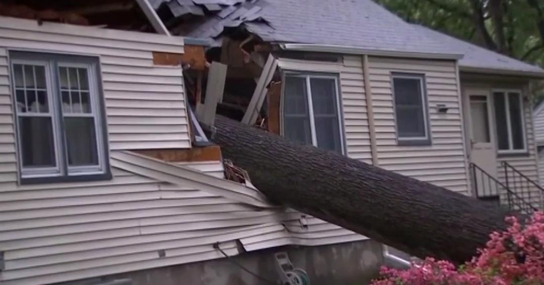 Al menos cinco muertos por tormentas en el sureste de Estados Unidos