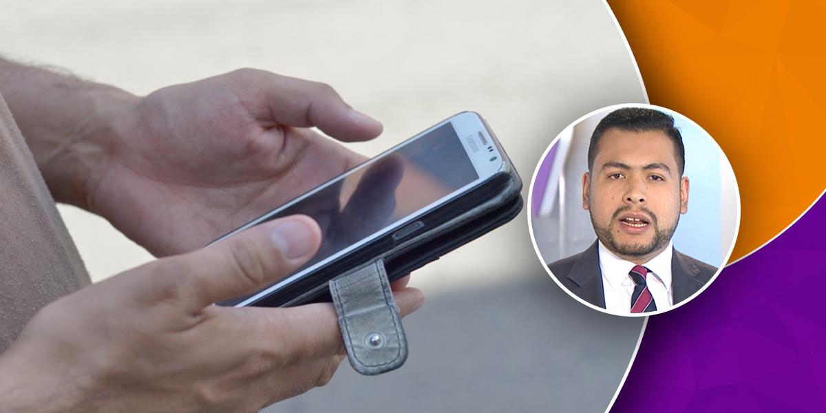 ¿Cómo proteger los datos en caso de hurto de su celular?
