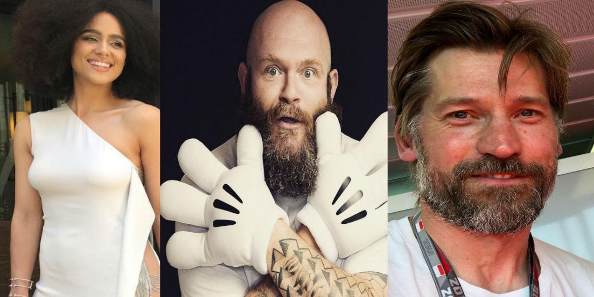 Los famosos actores que estarán en Bogotá por el Comic Con Colombia