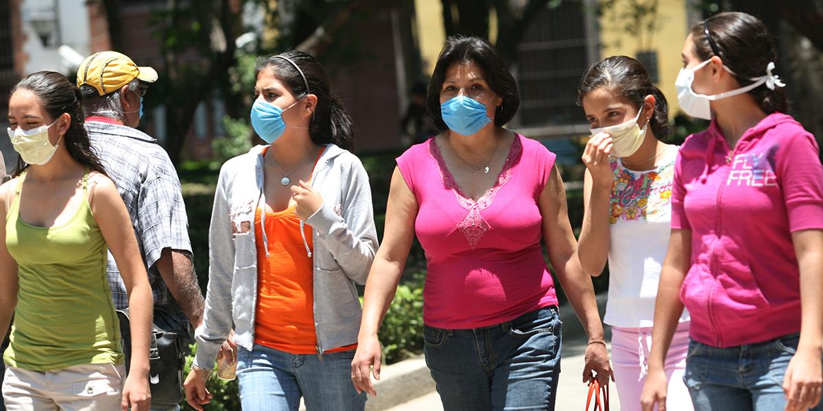 Van 11 muertes por virus H1N1 en Colombia