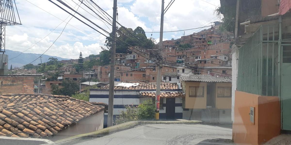 Un hombre muere por una bala perdida en comuna 8 de Medellín