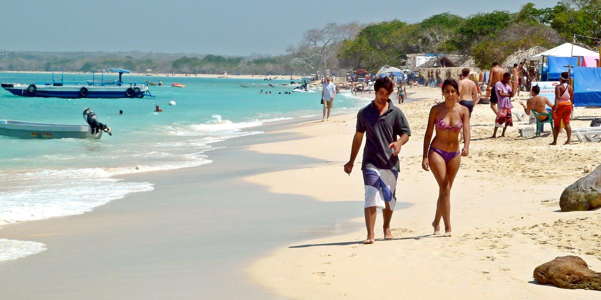 Aplazan cierre de Playa Blanca en Cartagena