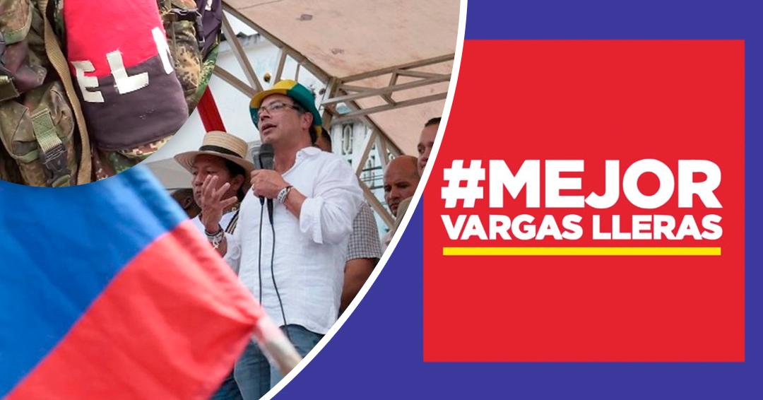 En regiones con presencia de ELN se influencia voto por Petro: campaña de Vargas Lleras