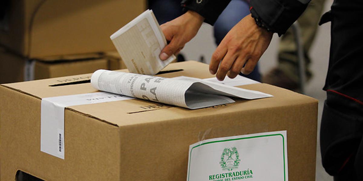 Anuncian traslado de mesas de votación por emergencia de Hidroituango
