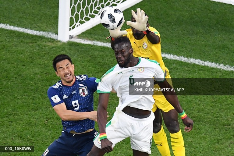 Japón Senegal