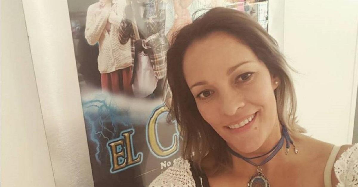 La recién casada Alexandra Restrepo ya está viviendo lejos de su esposo