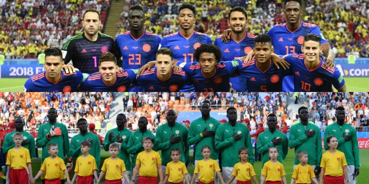 La advertencia del técnico de Senegal a Colombia