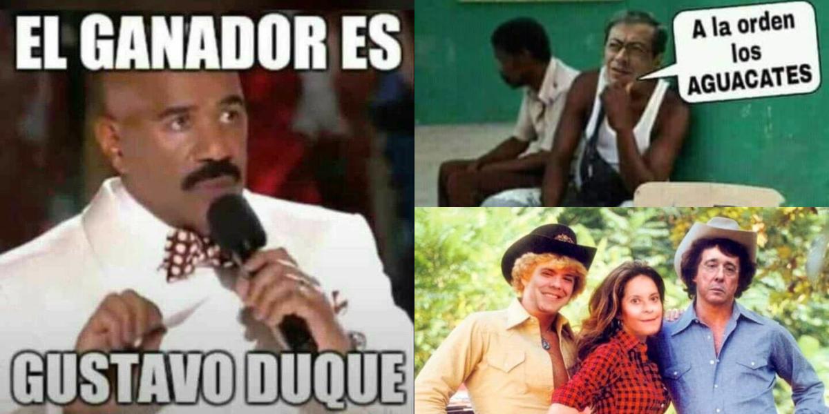 Los mejores memes que dejan las elecciones presidenciales en Colombia