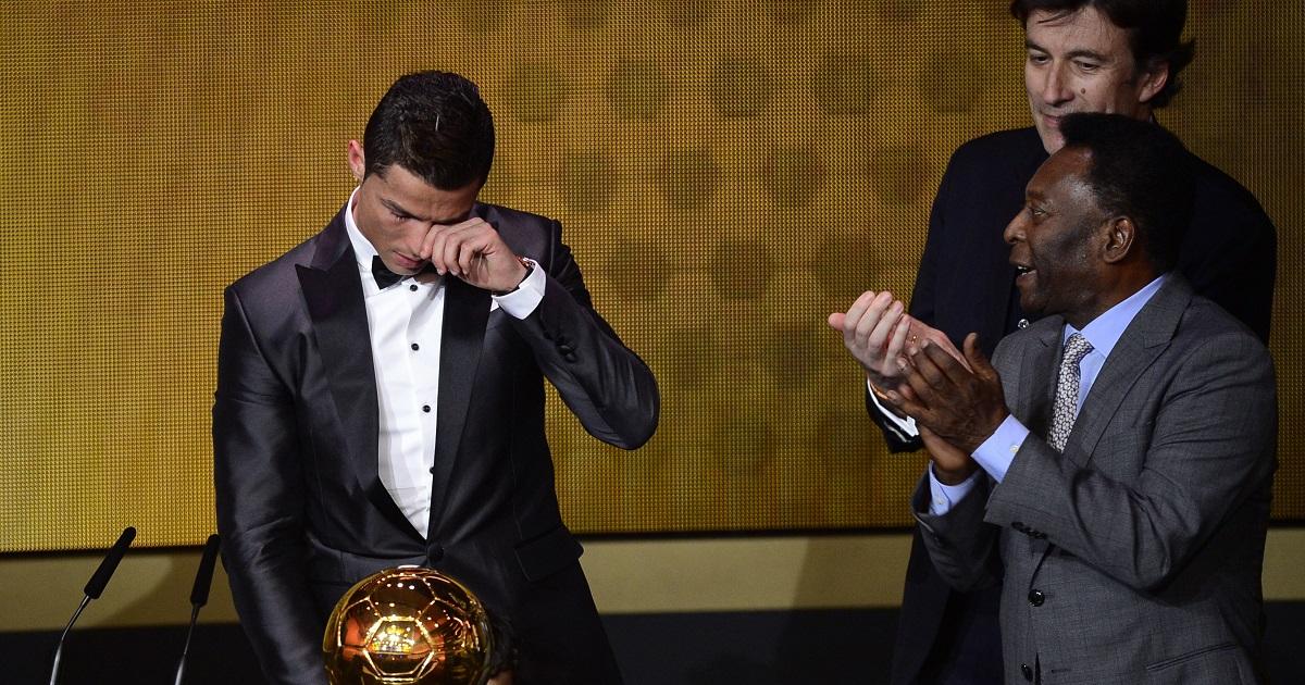 Cristiano Ronaldo, al nivel de Pelé: este es el nuevo récord del portugués