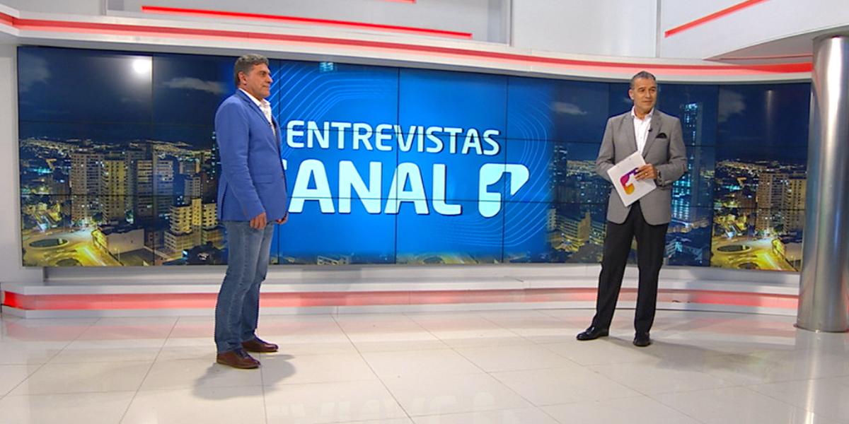 Luis Fernando Suárez habla sobre la Selección Colombia
