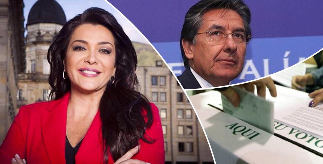 Senadora Restrepo, del Centro Democrático, responde ante acusación por compra de votos