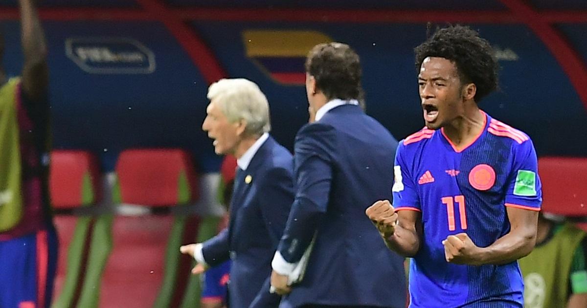 ¡Corazón colombiano! El detrás de cámaras de cómo celebró Pékerman cada gol de la Selección