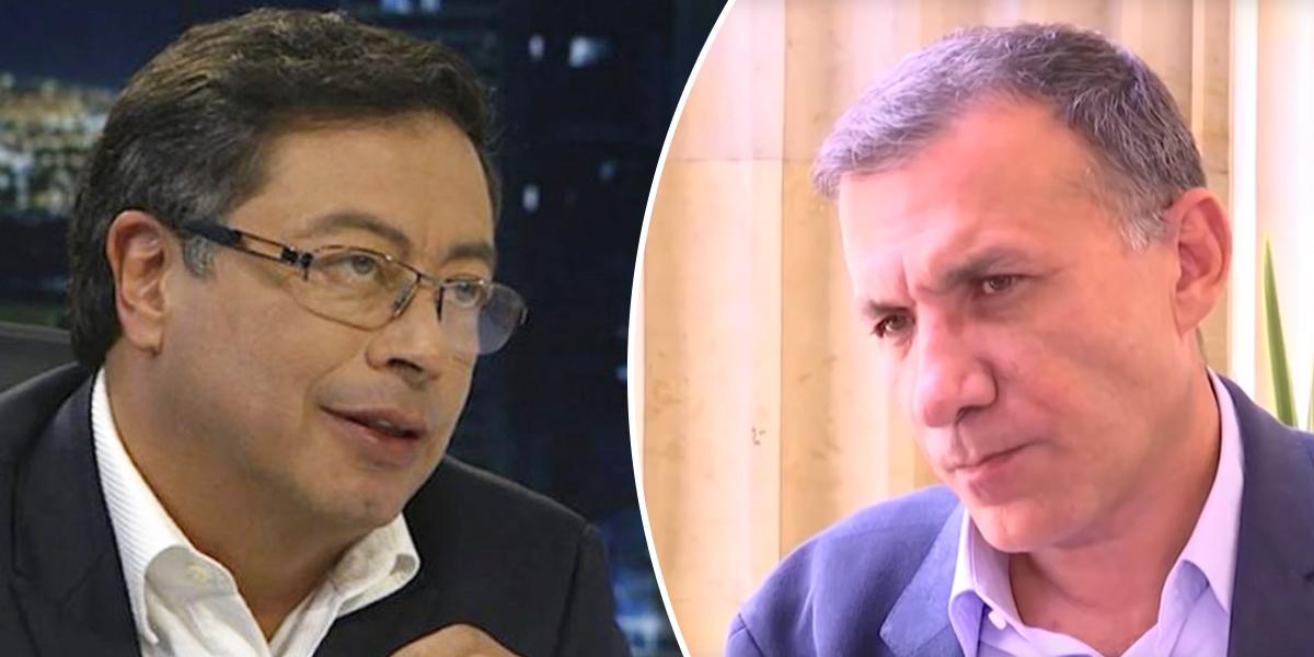 Roy Barreras anuncia voto por Gustavo Petro