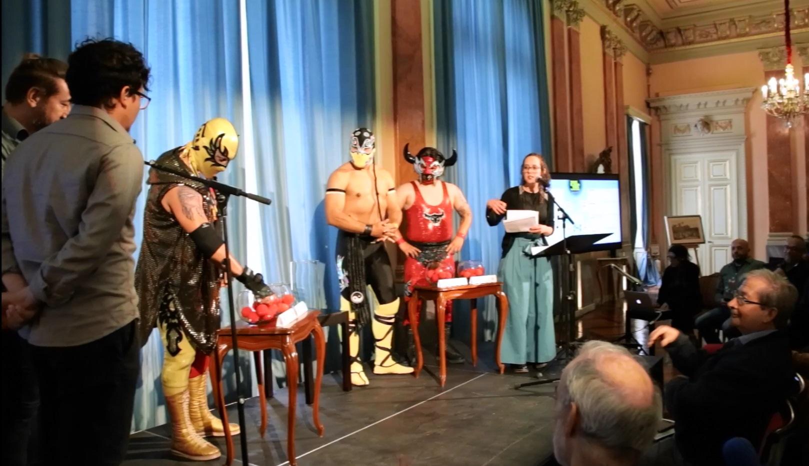 El mundial… pero de dramaturgia que se vivirá en el Teatro Colón