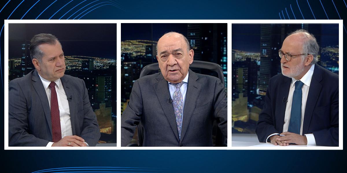 Gobernadores de Caldas y Risaralda hablan de integración regional