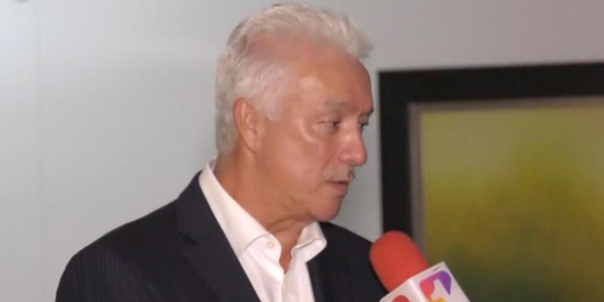 Exclusivo CM& | 'Desconozco las razones de mi salida': Jorge Perdomo