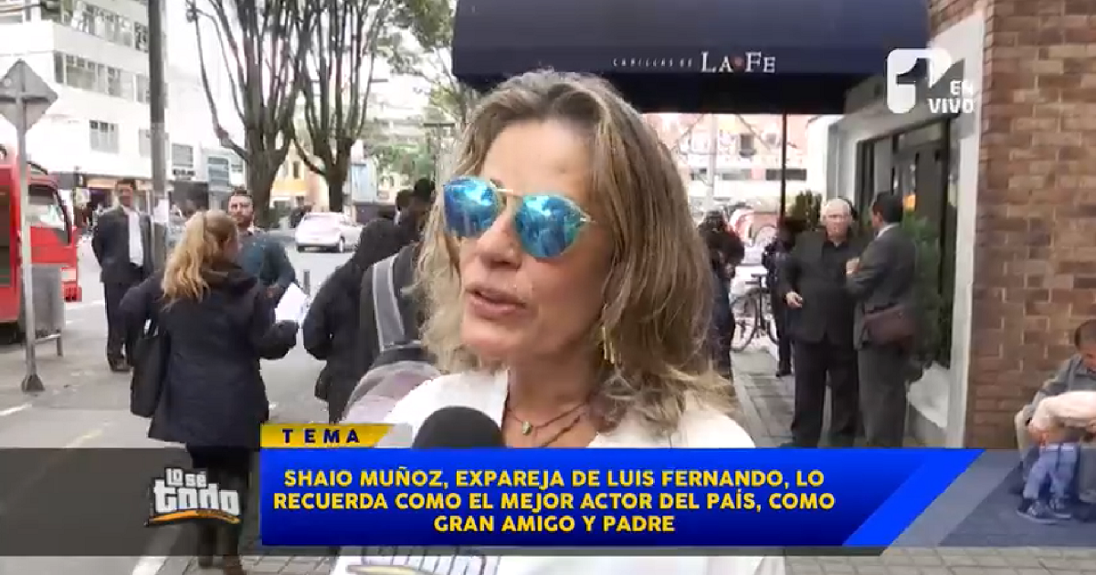 Exesposa de Luis Fernando Montoya recordó la romántica historia de cómo se enamoraron