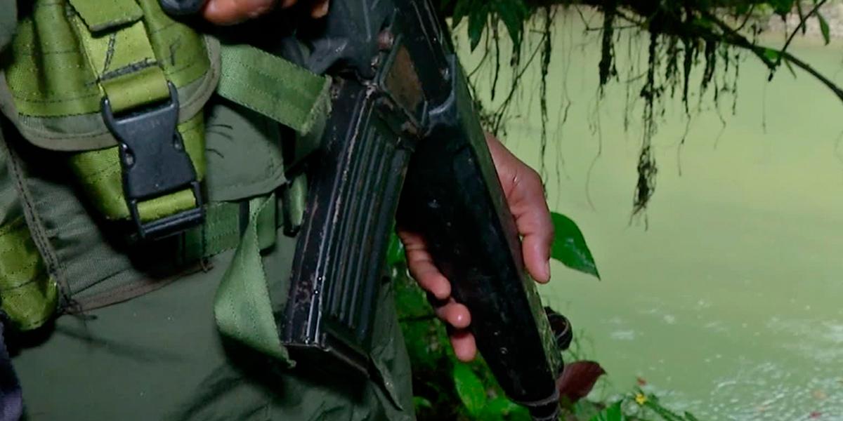 Combate entre disidentes de Farc deja menor muerta y otra herida en Putumayo