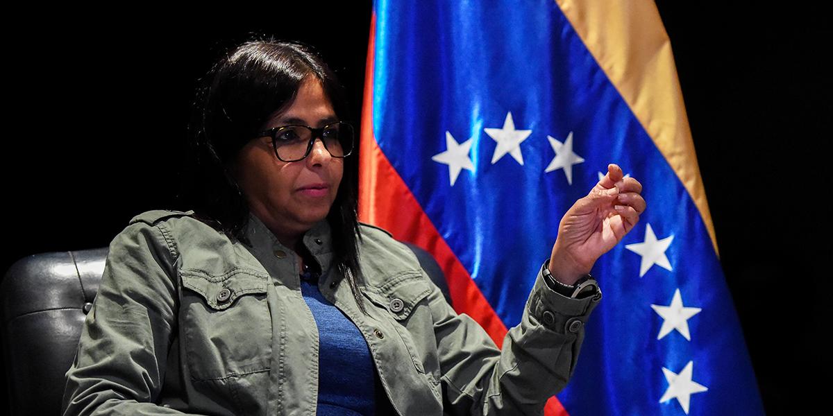 Maduro nombra a Delcy Rodríguez como nueva vicepresidenta de Venezuela
