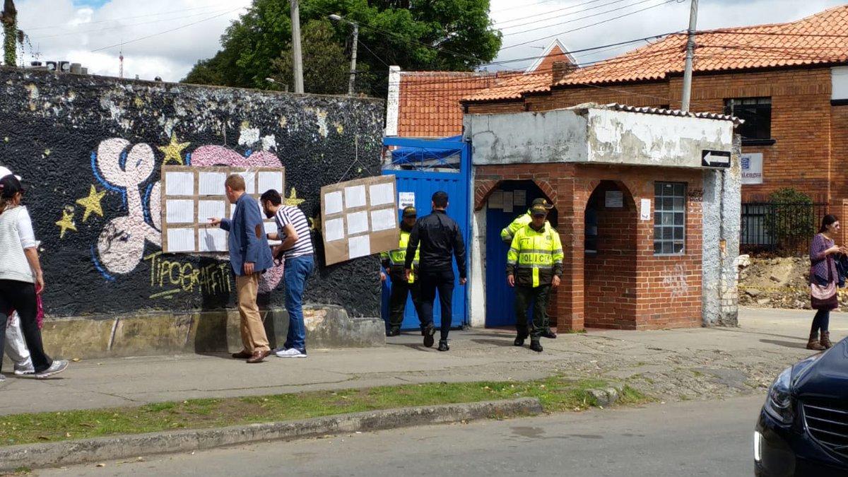 Testigo electoral es capturado con tarjetones marcados a favor de Gustavo Petro