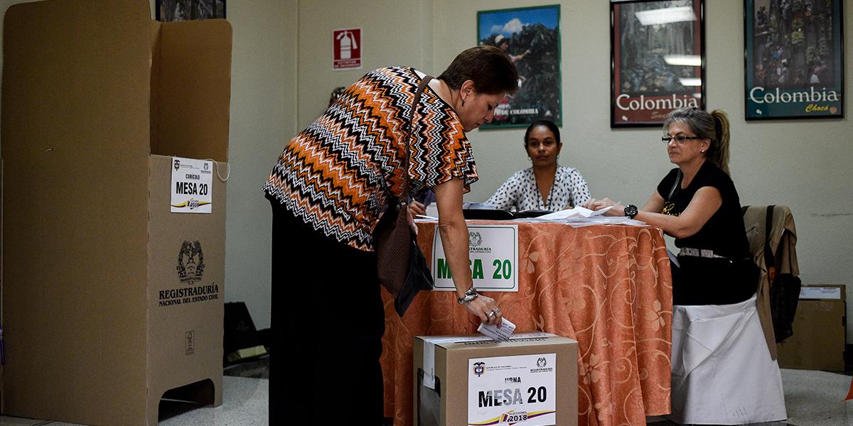 Balance de la jornada electoral hasta el momento es positivo: Policía Nacional