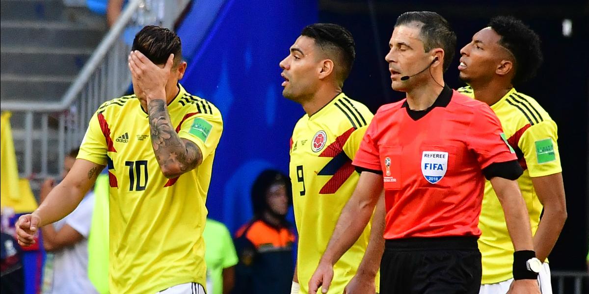 Ya estaría completamente descartada la presencia de James Rodríguez ante Inglaterra