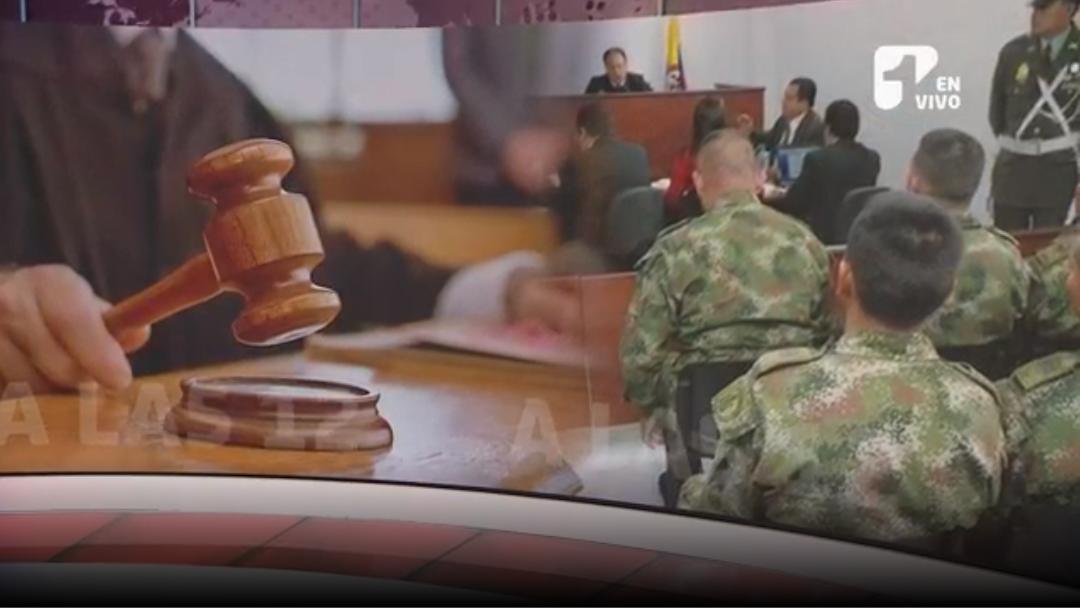 El limbo jurídico en el que están más de 2.000 policías y militares acogidos por la JEP